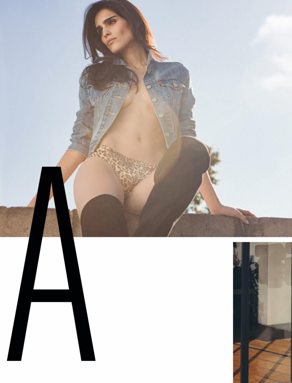 Alejandra Infante for Maxim México September 2016