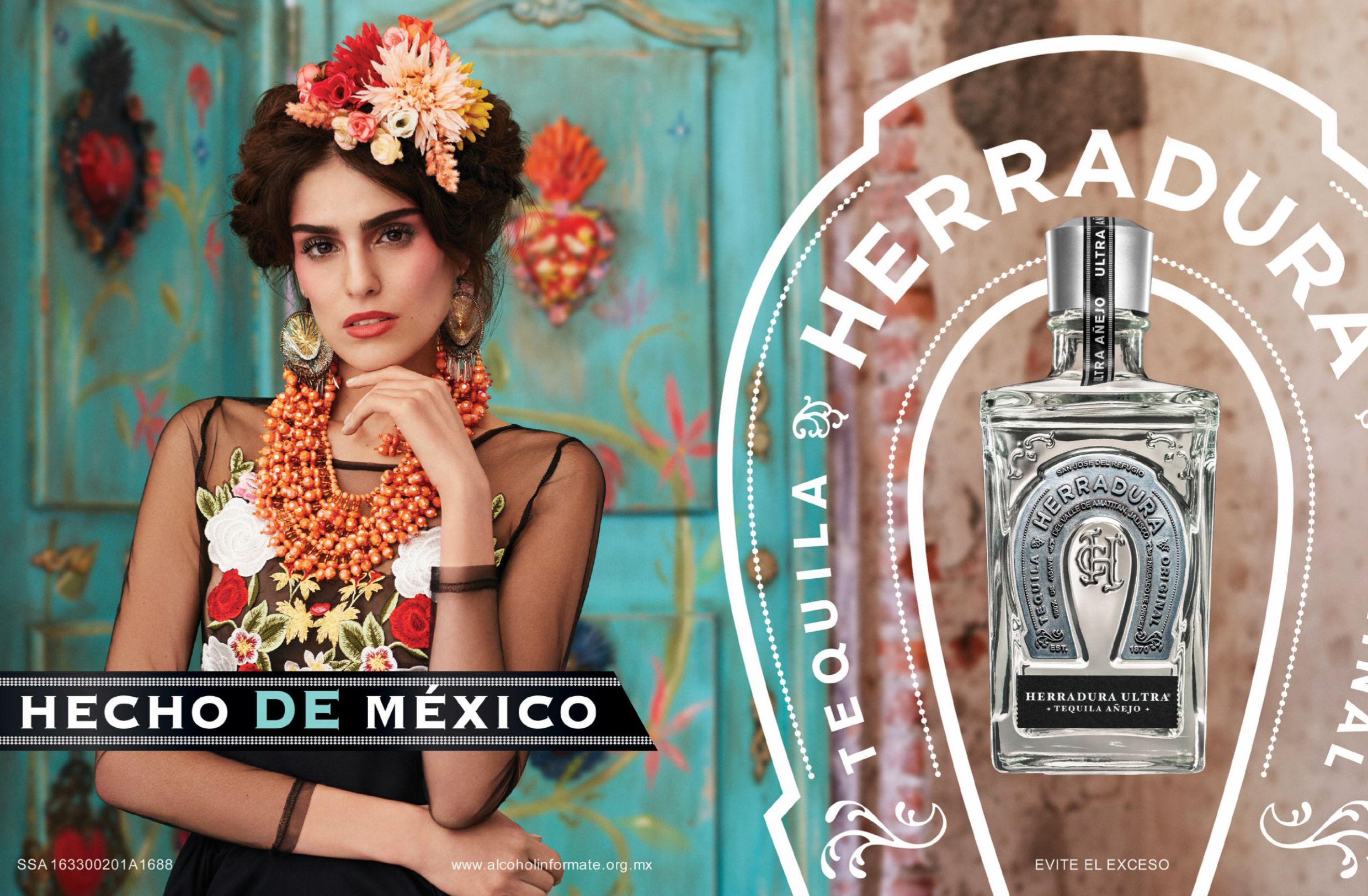 Alejandra Infante for Tequila Herradura