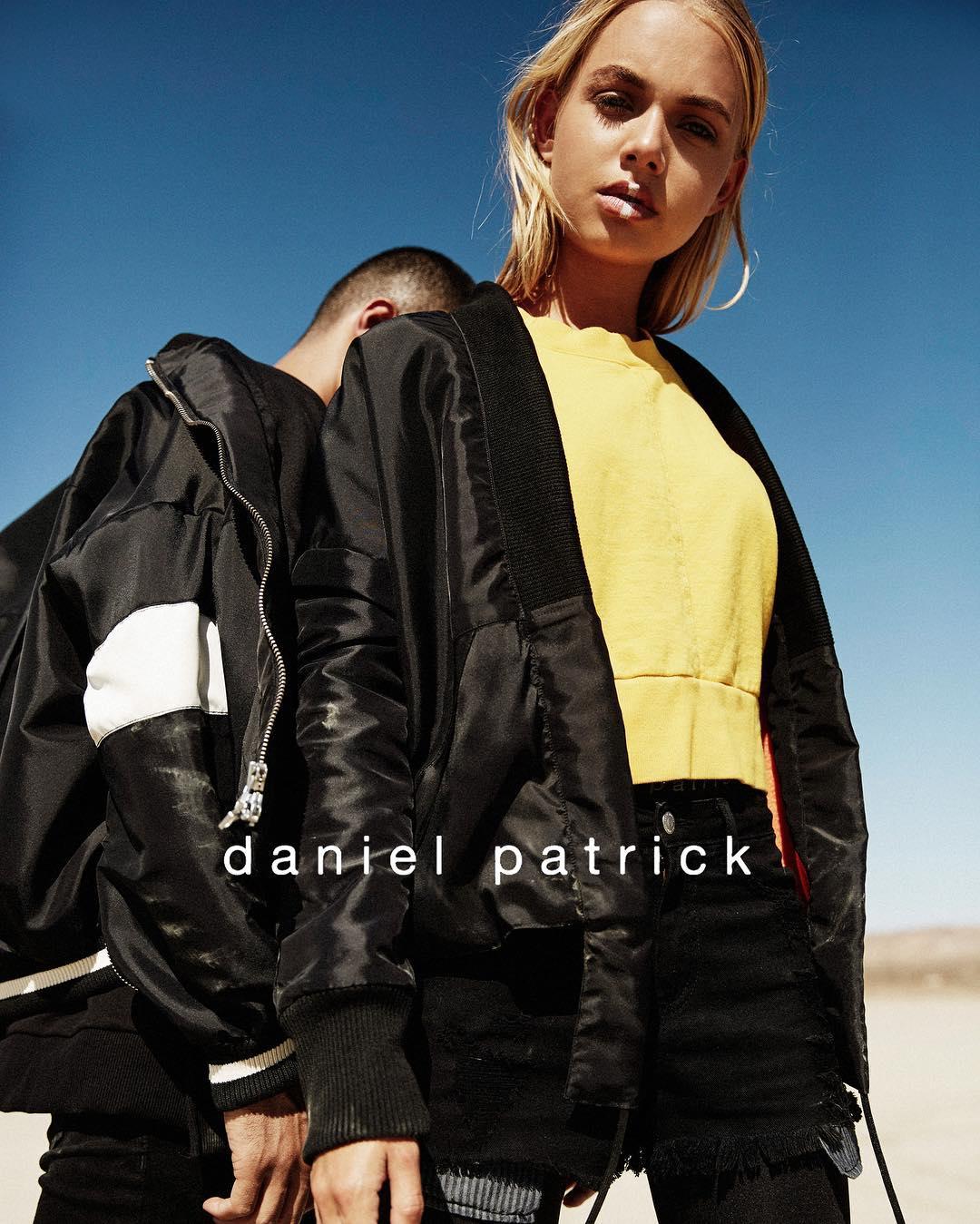Jhanelle Castillo for Daniel Patrick Winter 2016 campaign