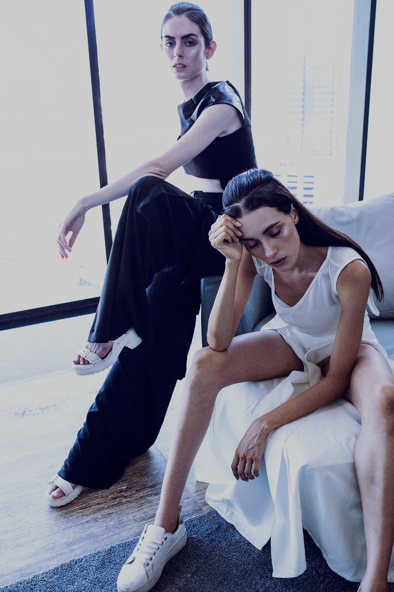 Lucia Gonzalez & Elizabeth Valdez for Numen Magazine #02