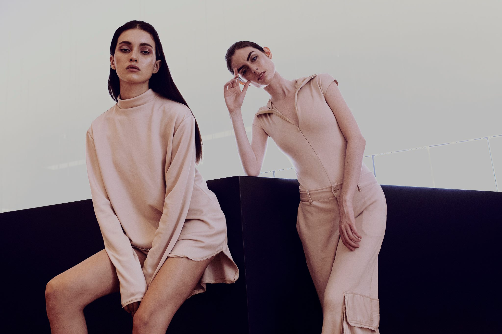 Lucia Gonzalez and Elizabeth Valdez for Numen Magazine #02