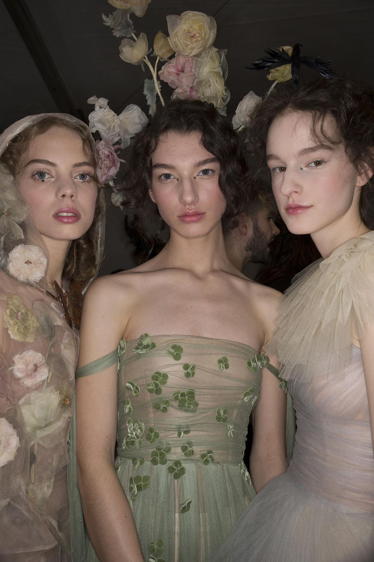 Mariana Zaragoza for Christian Dior Spring 2017 Couture