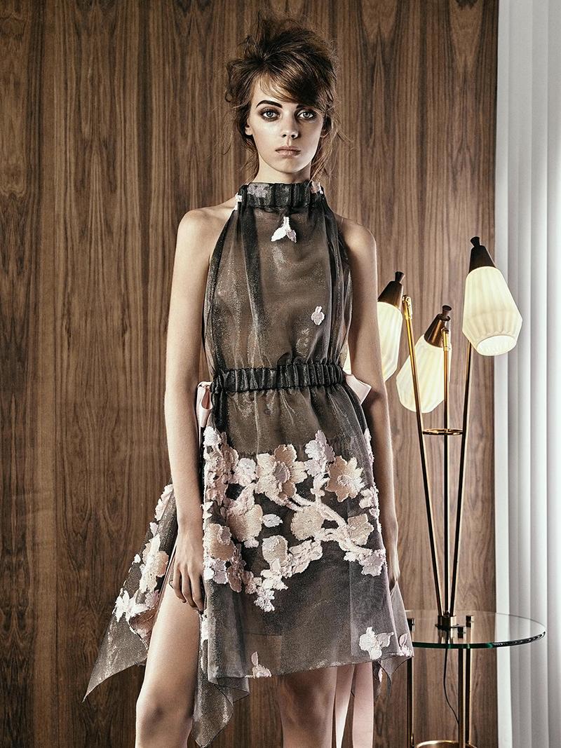 Mariana Zaragoza for Vogue Mexico January 2017