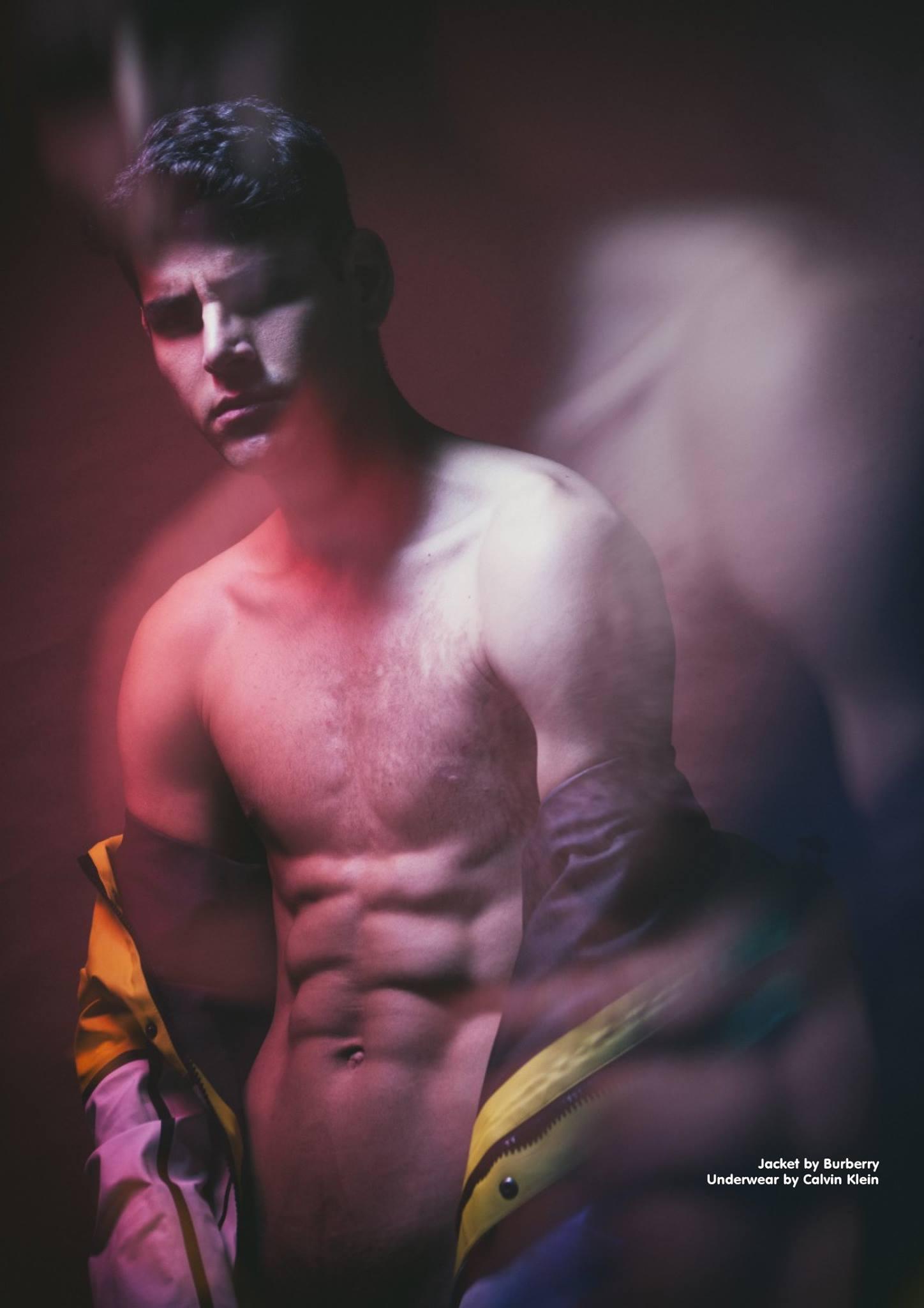 Rafael Sanchez for The Model Magazine December 2016