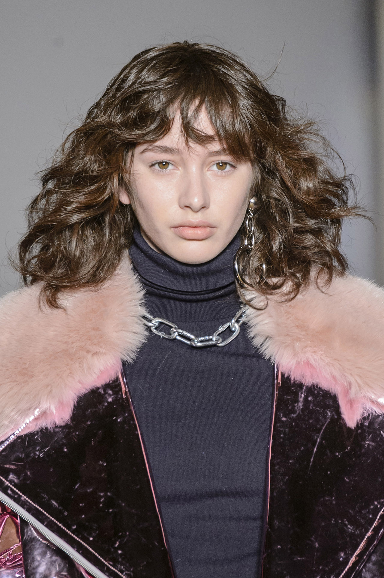 Karime Bribiesca for Angel Chen Fall 2017