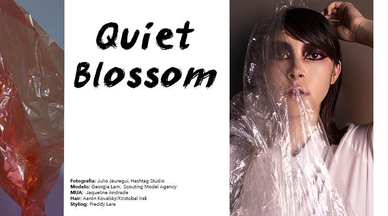 Georgia Lam in Quiet Blossom by Hashtag Studio