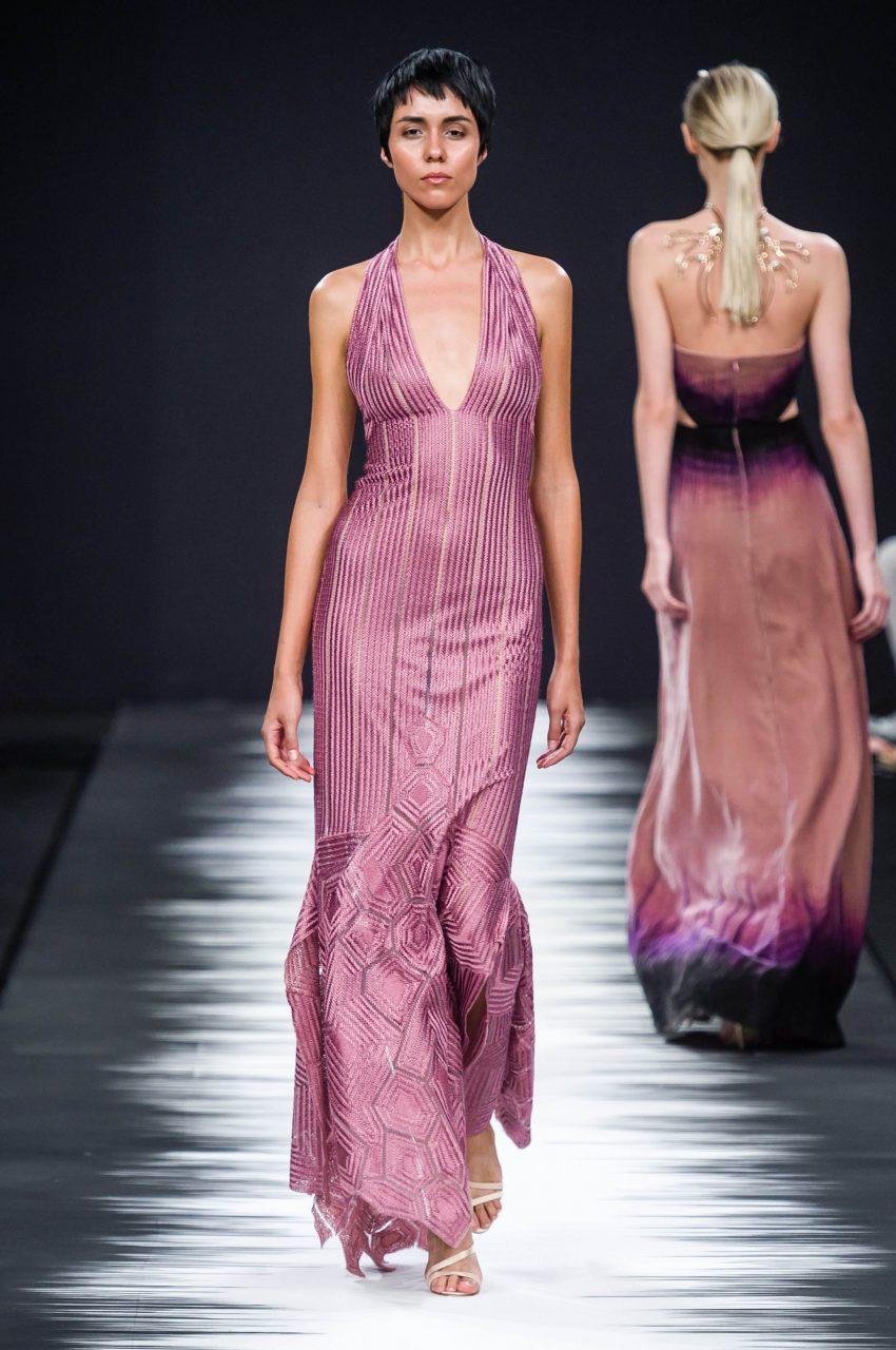 Fernanda Hesco for Sylvio Giardina Spring 2018