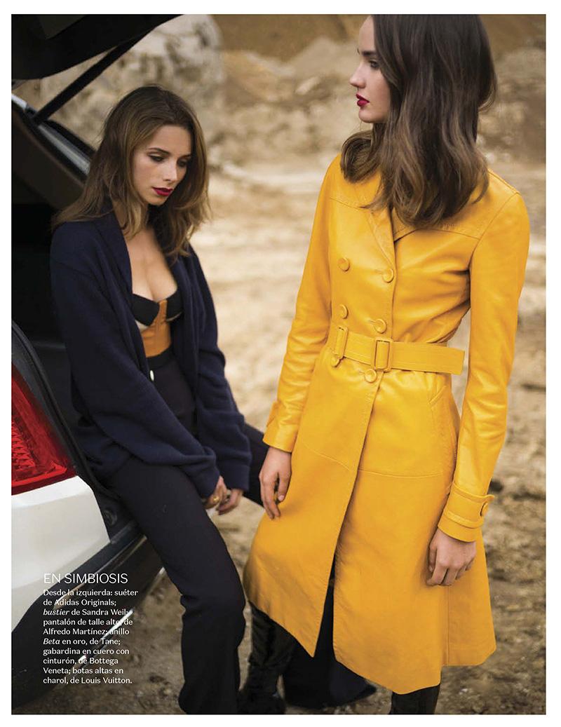 Karla Laviada for Vogue Mexico July 2017