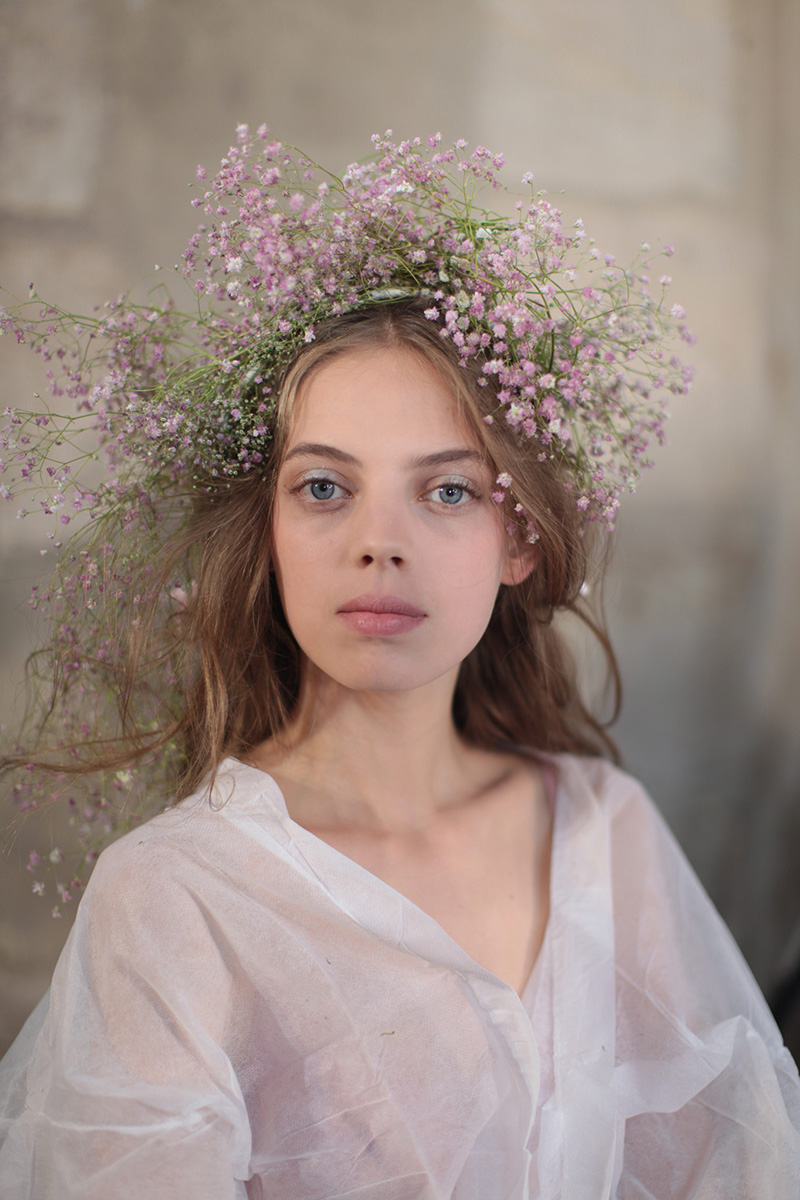 Mariana Zaragoza for Rodarte Couture Spring 2018