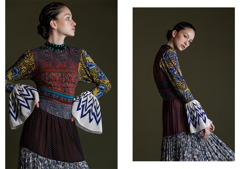 Valeria Horner for Vogue Mexico August 2017