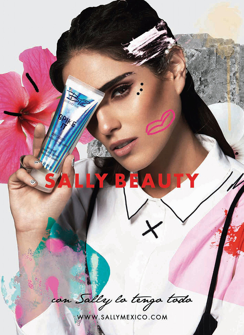 Alejandra Infante for Sally Beauty 2017