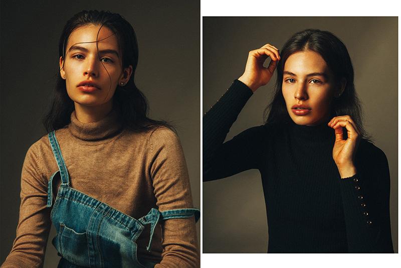 Ana Paula Valle by Omar Coria