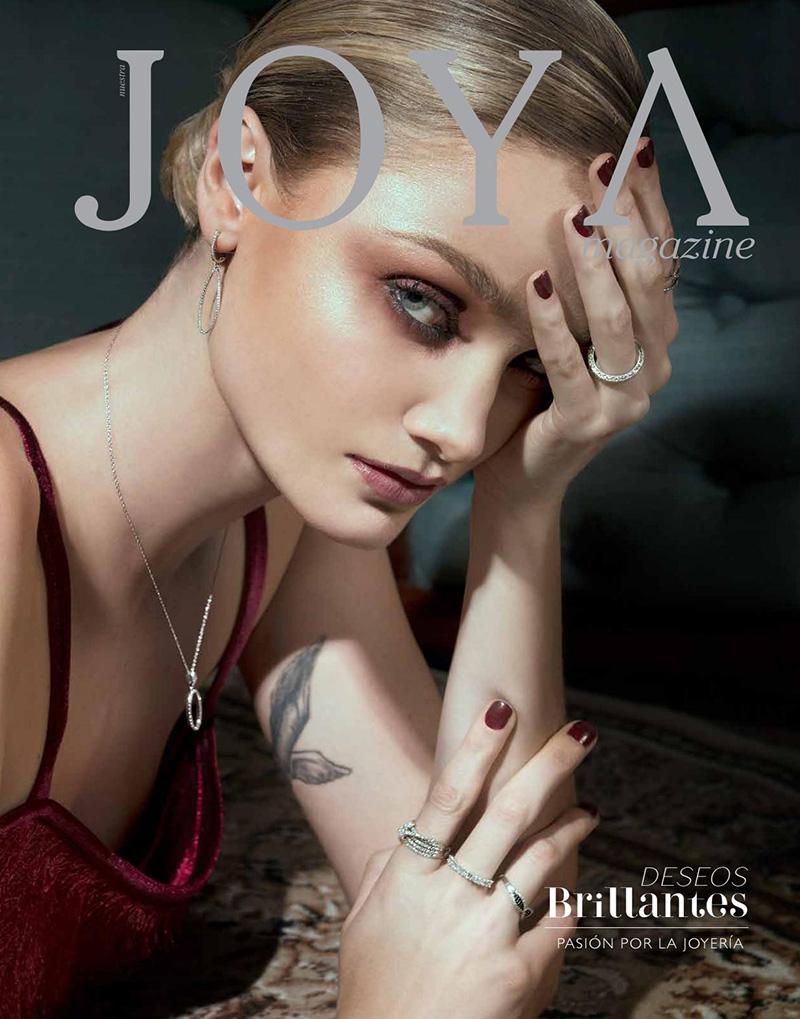 Sofia Monaco covers Joya Magazine 466