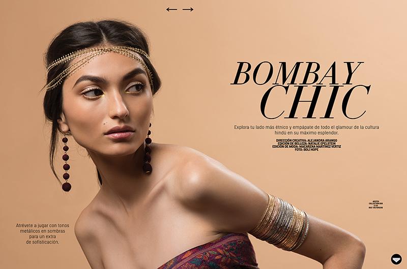 Xiomara Moreno for Liverpool Magazine October 2017