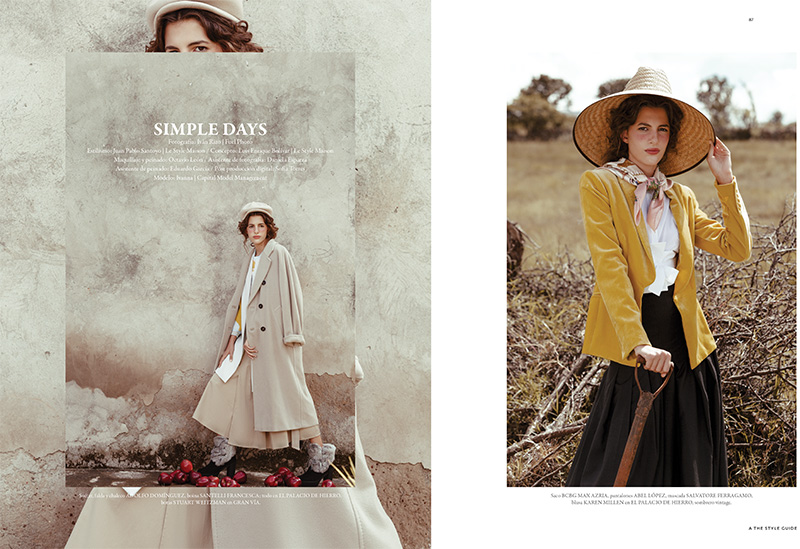Ivanna Mendoza for for A The Style Guide November 2017 November 2017