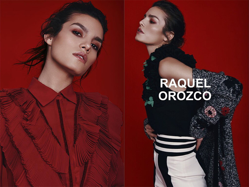 Nohemi Hermosillo for Raquel Orozco Fall 2017