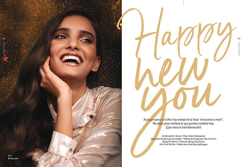 Ana Paula Bernal for The Beauty Effect #21